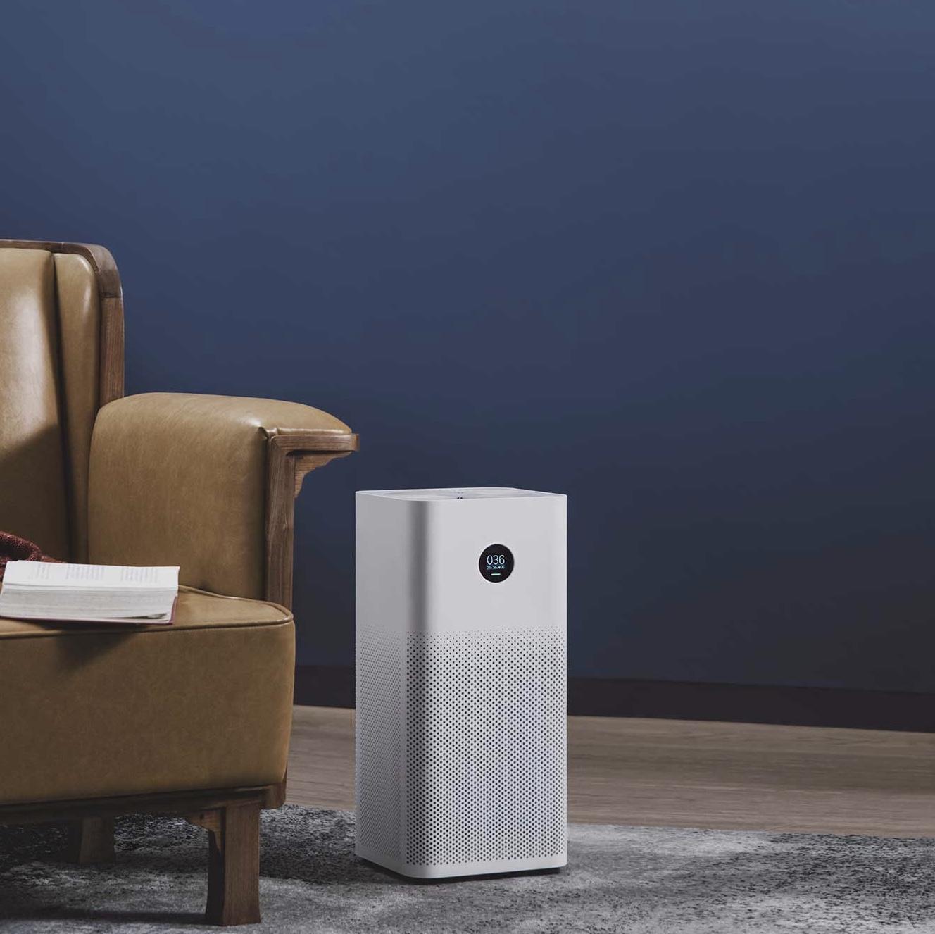 Xiaomi Mi Air Purifier 2S - oczyszczacz powietrza