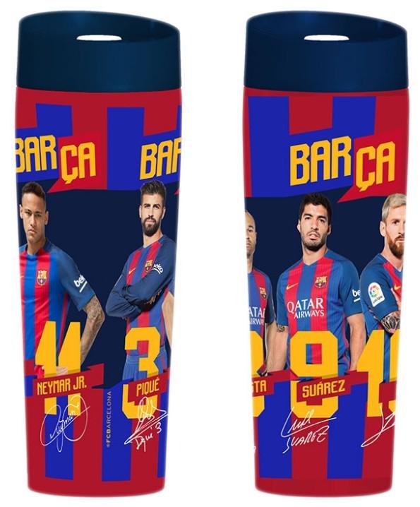 Kubek termiczny FC Barcelona 400 ml