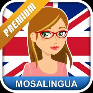 Google Play: Learn English Quickly Mosalingua