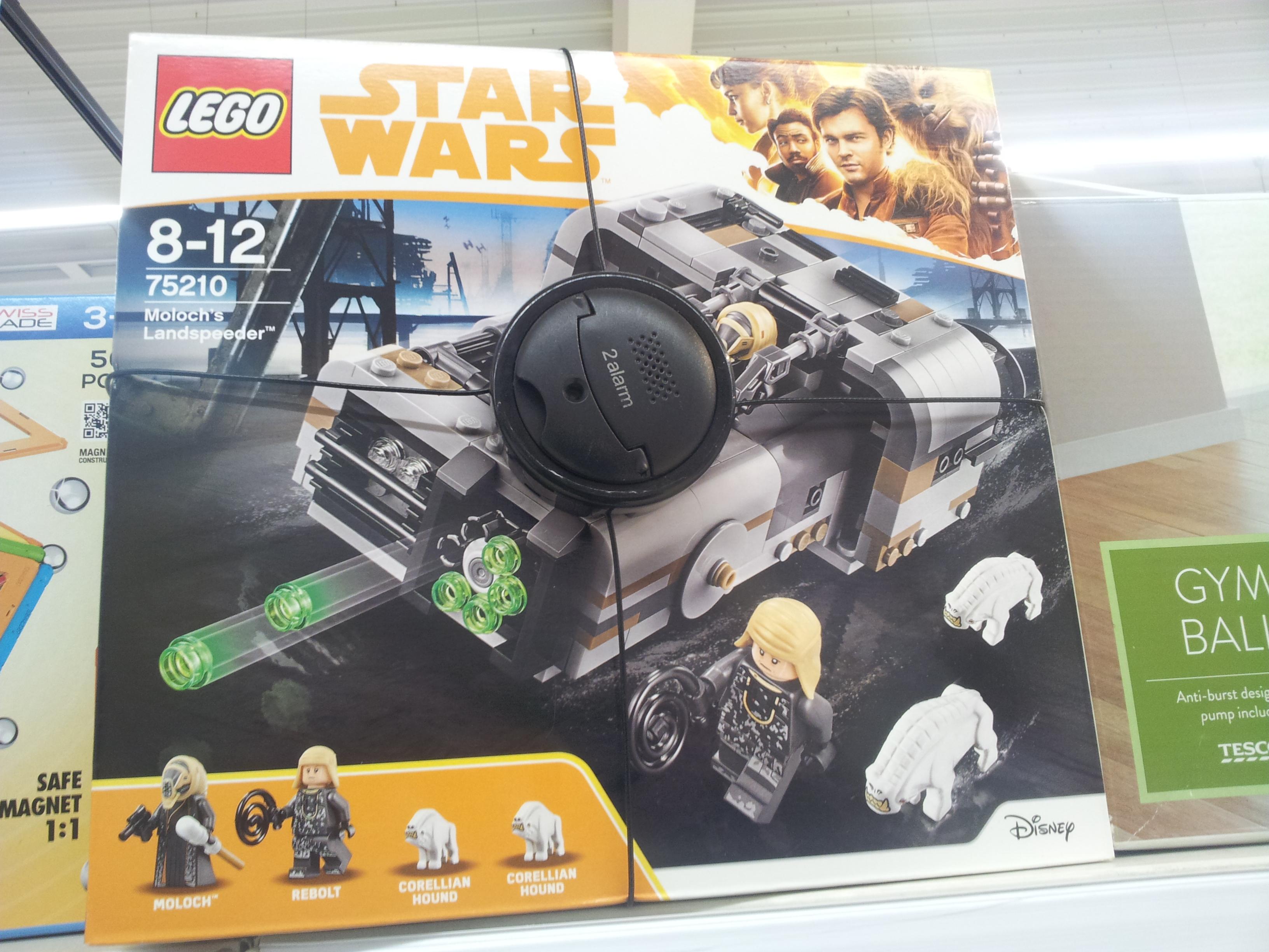 Klocki Lego Star Wars 75210 Tesco Kraków - 50%