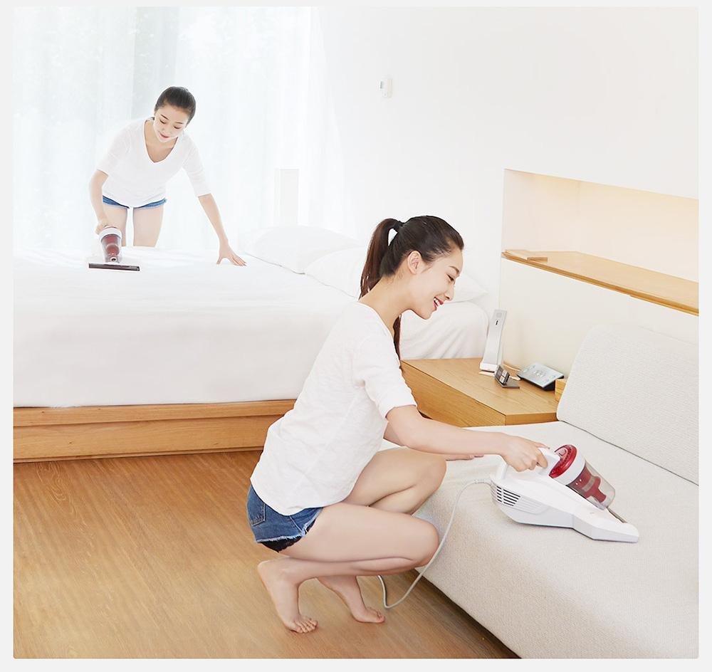 Xiaomi Jimmy - odkurzacz do mebli tapicerowanych