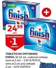 Tabletki do zmywarki Finish