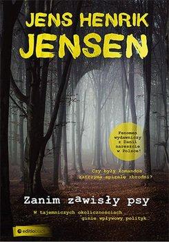 "Ebook lub Audiobook ""Zanim zawisną psy"" Jensen Jens Henrik EMPIK"