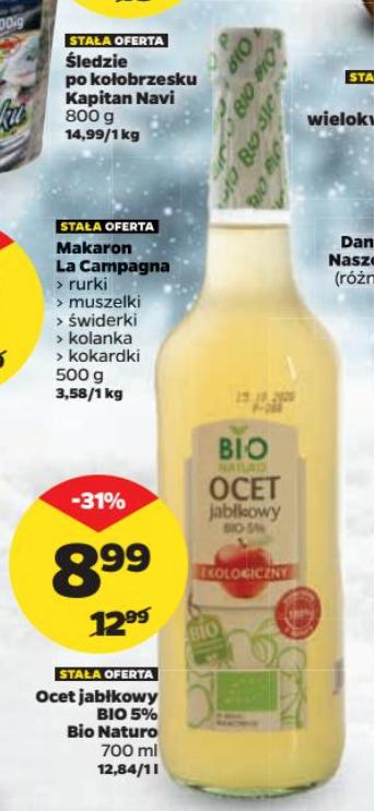 Ocet jabłkowy Bio 700ml - Netto