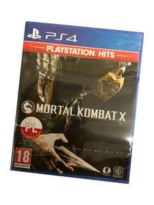 Mortal Kombat X na PS4