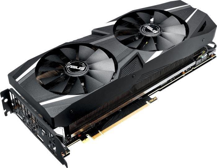 Asus Dual GeForce RTX 2070 OC Edition 8GB