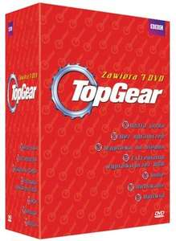 Top Gear box 7 DVD