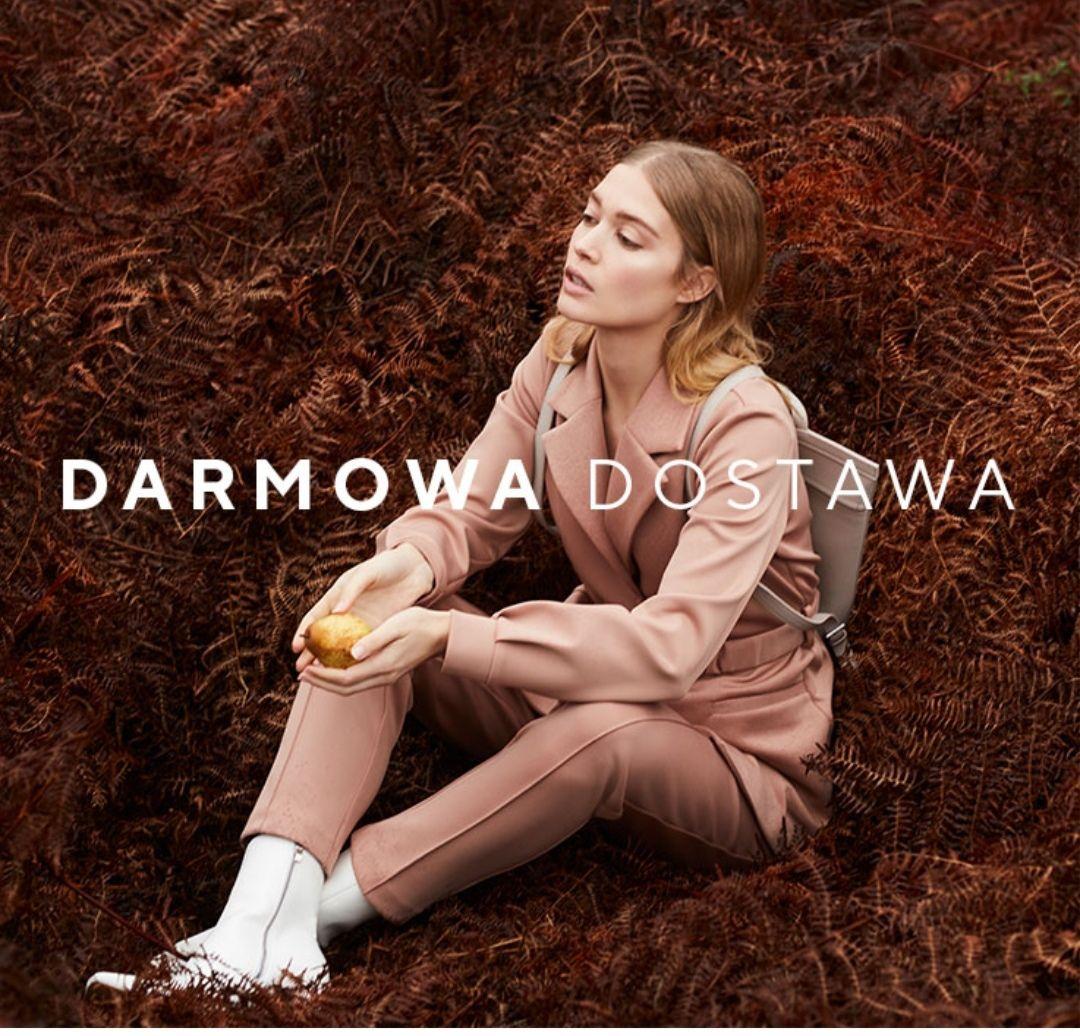 Darmowa dostawa w sklepach LPP (Cropp, House, Sinsay, Reserved i Mohito)
