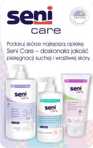 Darmowe wkładki @ Seni Lady Comfort