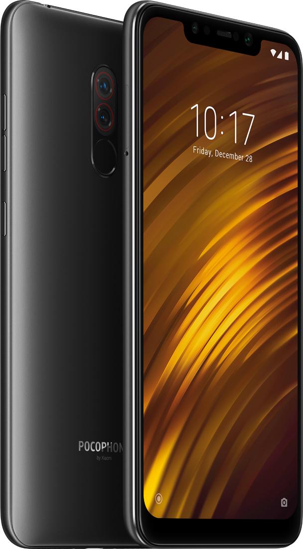 Smartfon Pocophone F1 6/64 czarny  z Play