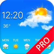 Apka na androida: Weather radar pro