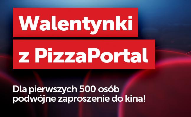 PizzaPortal - zamów za min 60 zł, otrzymaj bilety do Cinema City