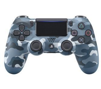 Sony DualShock 4 v2 (niebieski moro)| @oleole.pl