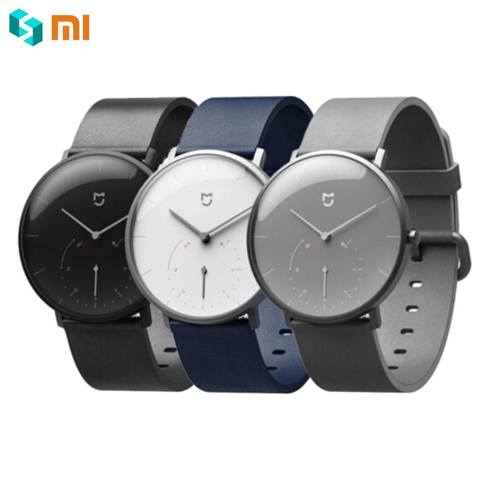 Zegarek hybrydowy Xiaomi Mijia Quartz w trzech kolorach!