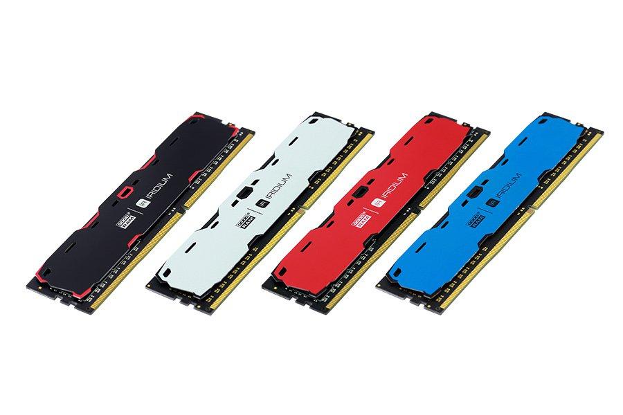 16GB RAM DDR4 (2x8GB) GOODRAM 2400MHz CL15