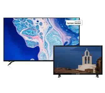 "TV 60"" 4k Sharp + 32"" gratis telewizor  LC-60UI7652E"