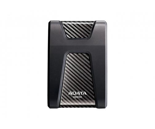 Dysk zewnętrzny ADATA DashDrive Durable HD650 2TB Czarny + darmowa dostawa do paczkomatu