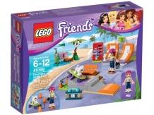 LEGO Friends 41099 Skatepark w Heartlake w bardzo dobrej cenie 74,99 zamiast 87,99