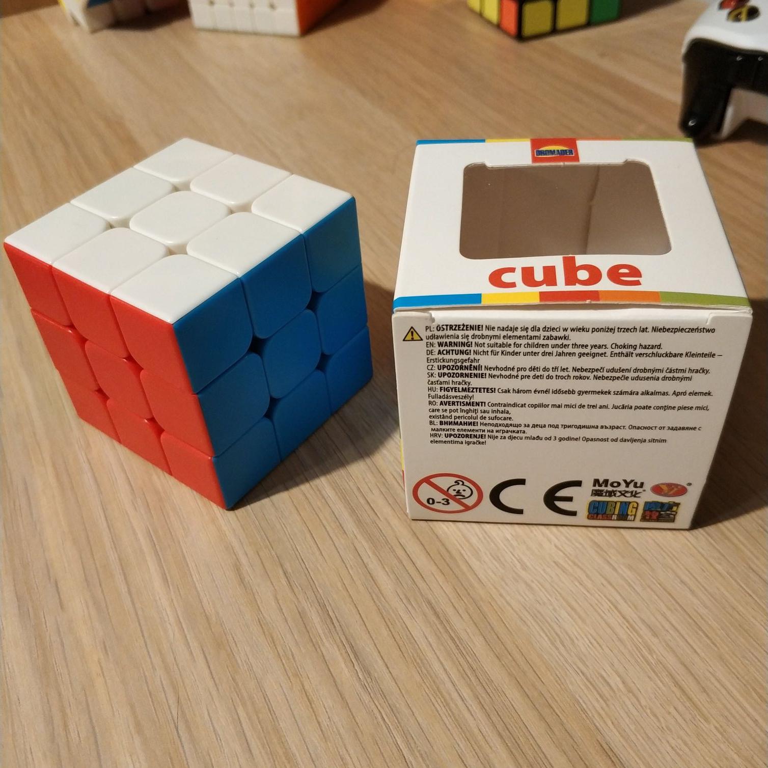 Kostka Rubika MoYu Lidl