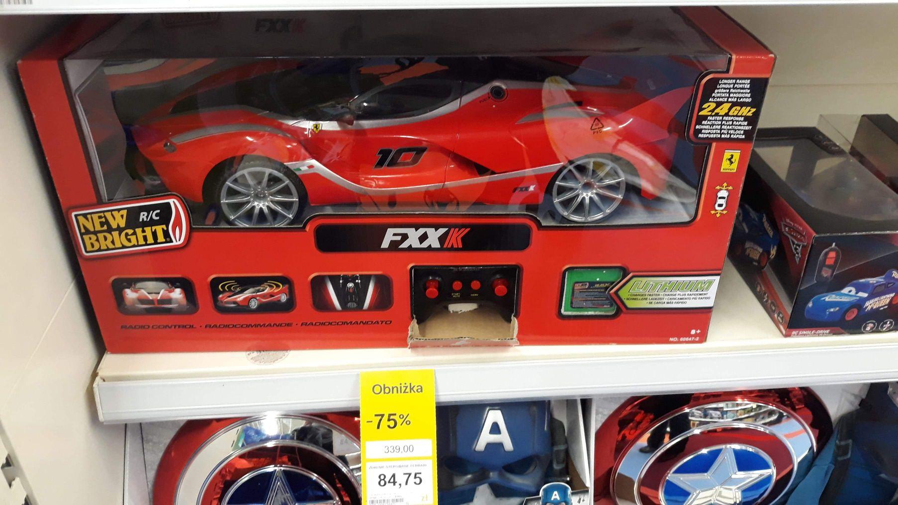 Wyprzedaż zabawek w Tesco do -75% - promocja ogólnopolska