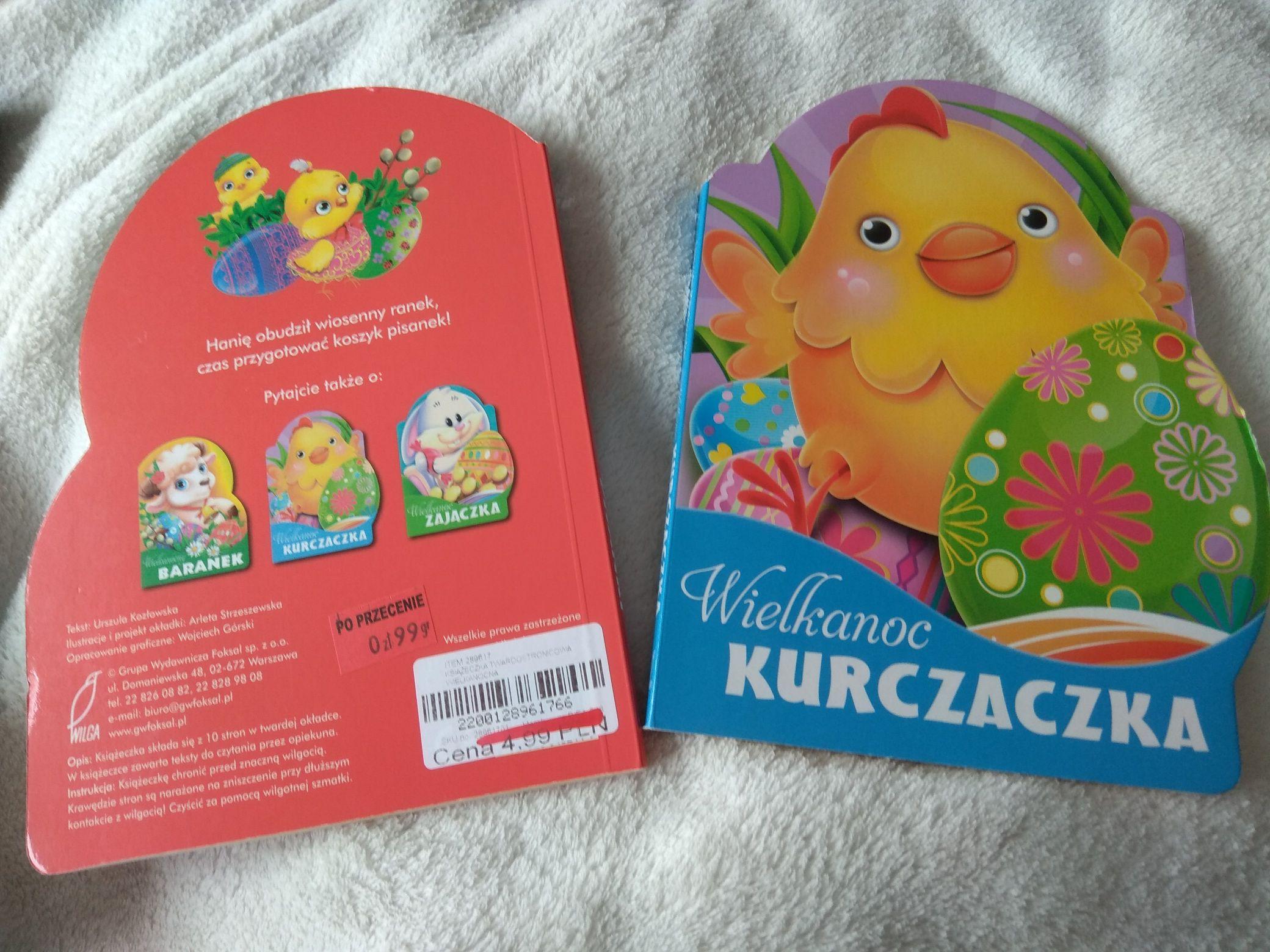 Książeczki Wielkanocne dla dzieci Wilga Urszula Kozłowska w @Pepco
