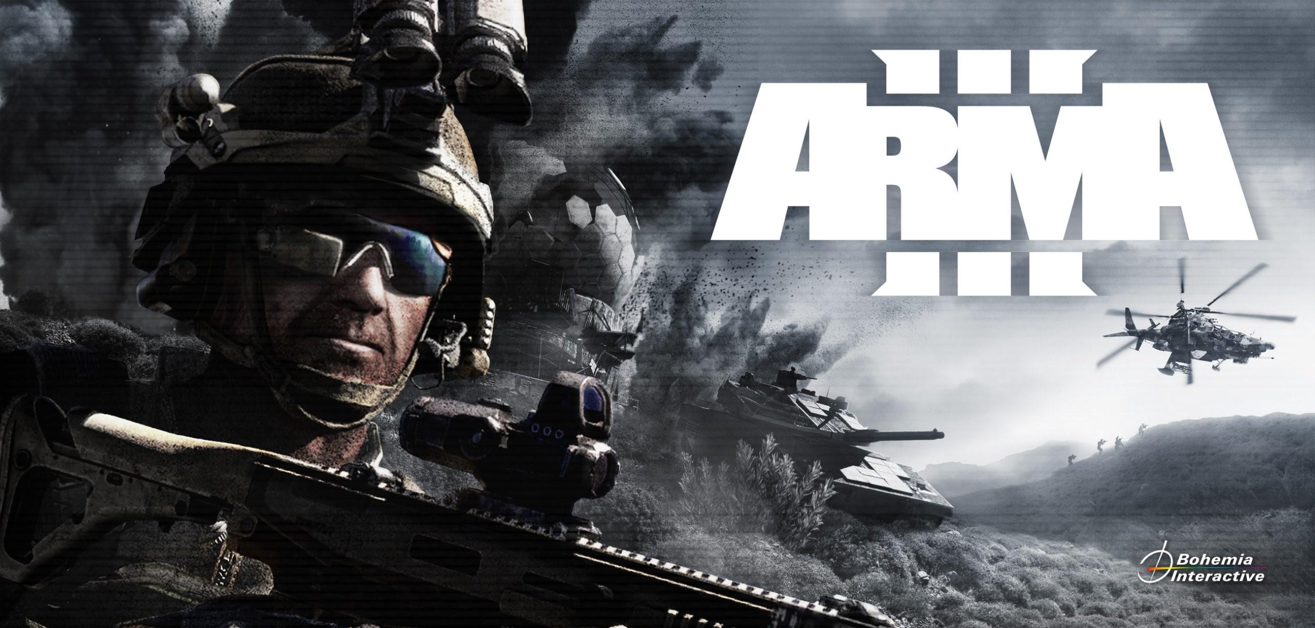 Arma 3 - Darmowy weekend rozpocznie się 14 lutego o 19:00