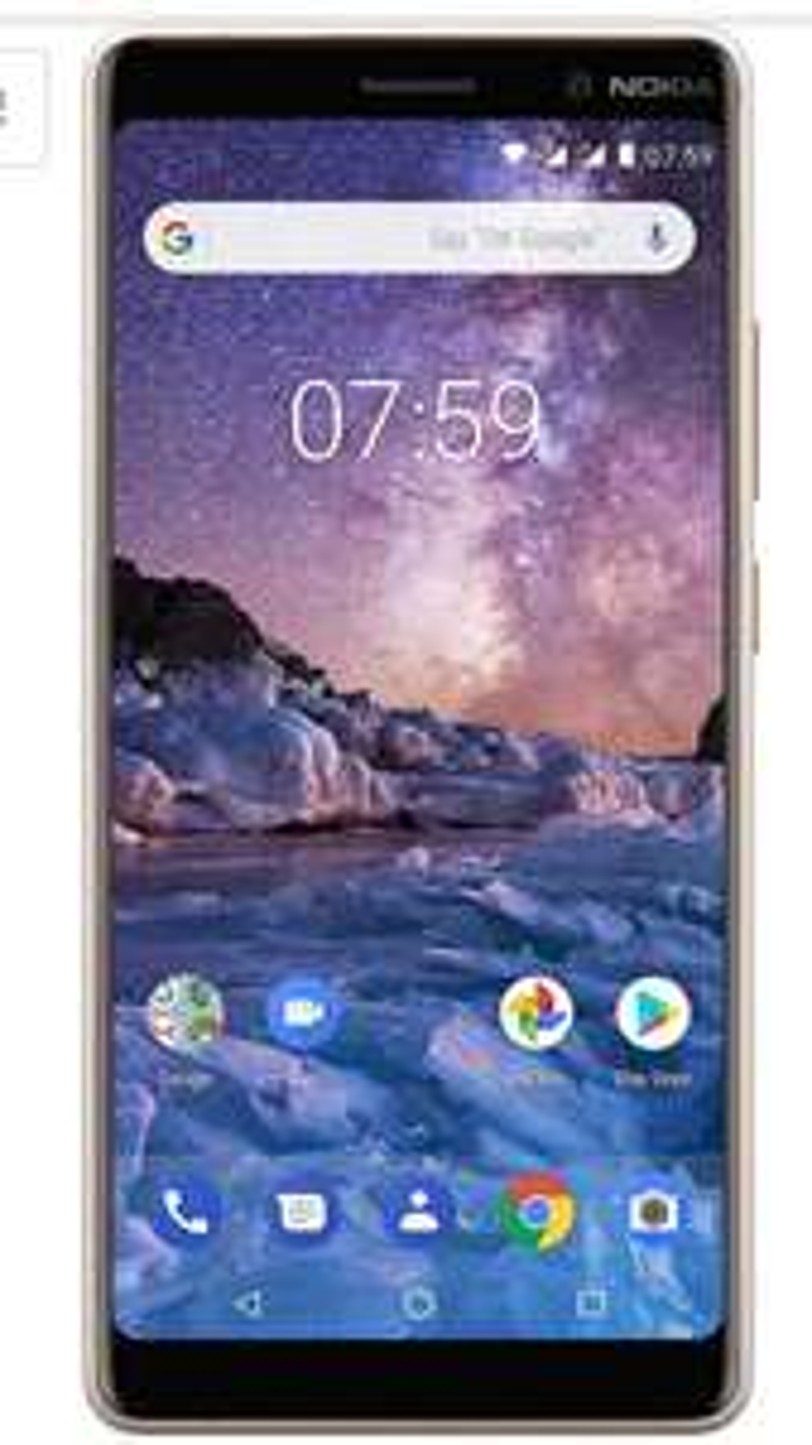 Nokia 7 plus - Android One
