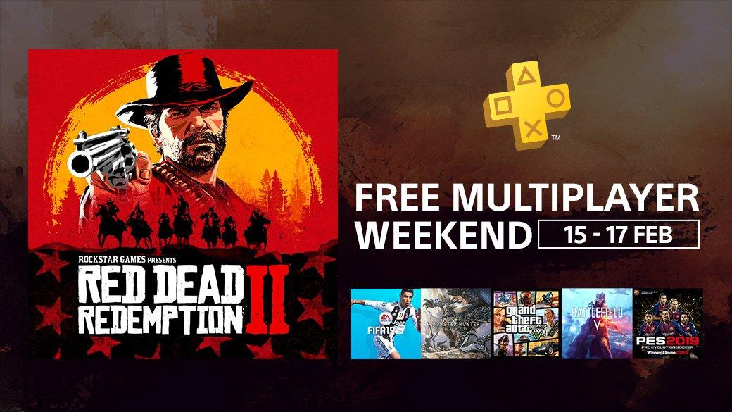 Darmowy weekend multiplayer dla użytkowników PS4 bez Plusa
