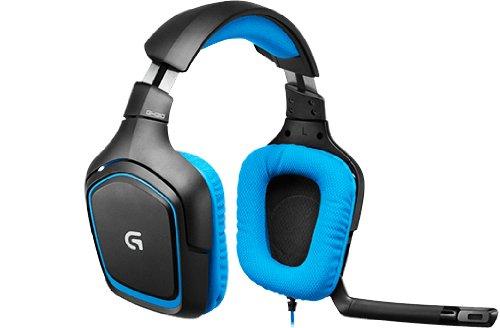 (tylko do 17:00!) Headset Logitech G430 dla graczy za 218zł @ Amazon.de