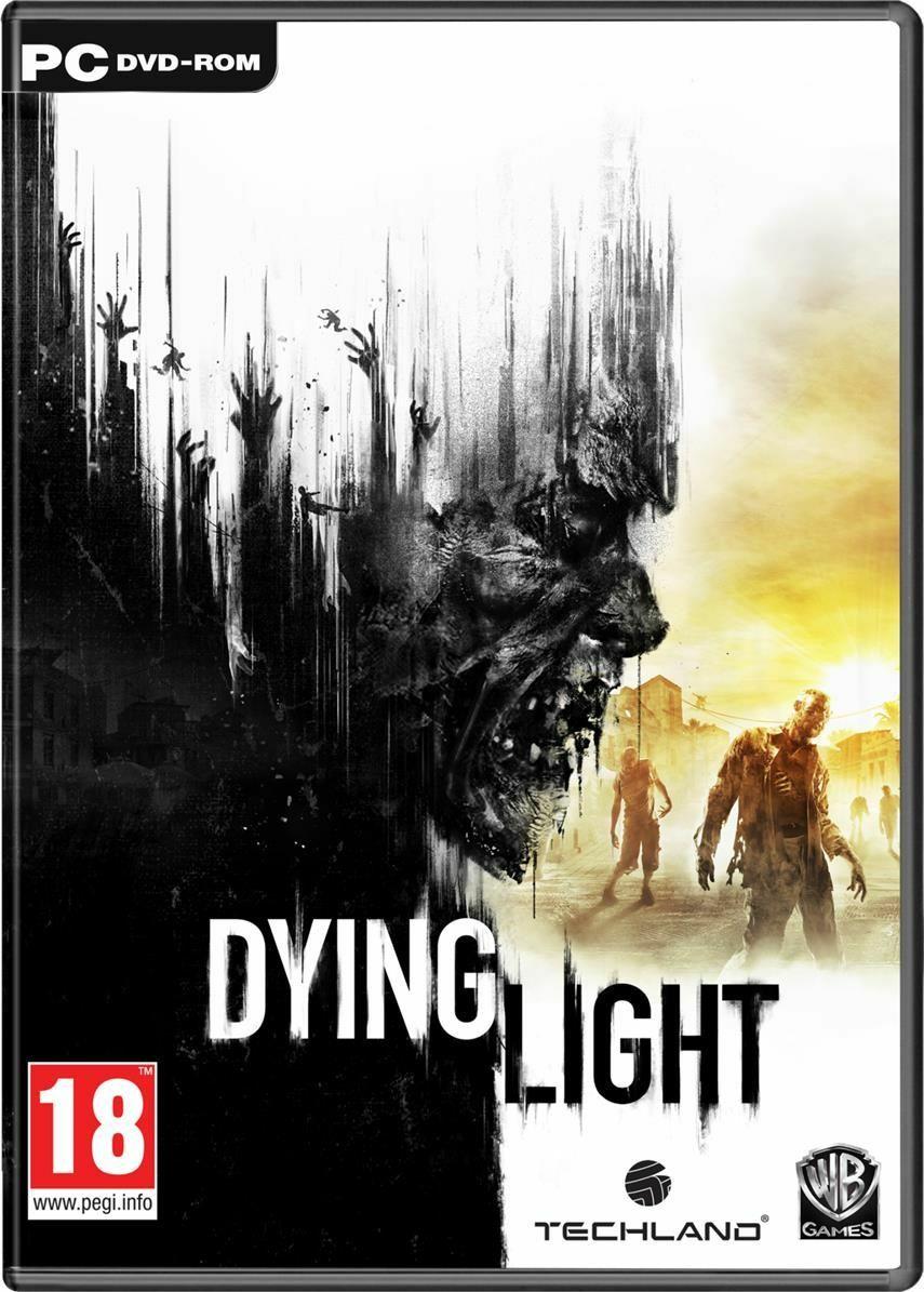 Dying Light PL (PC) Wersja pudełkowa