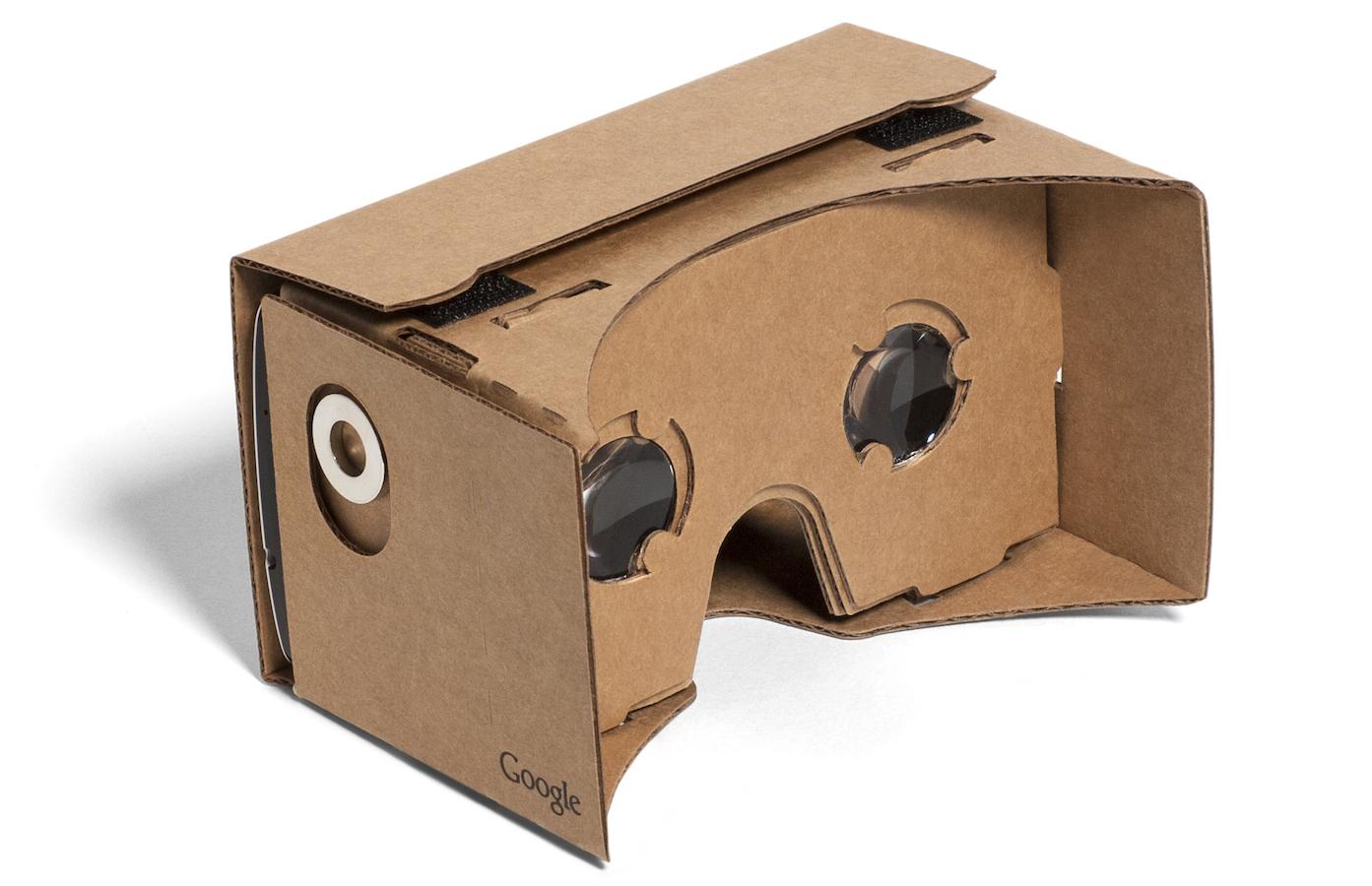 Darmowe Google Cardboard od VW