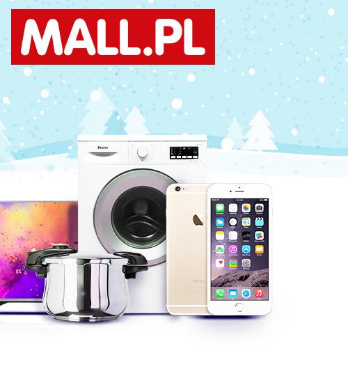 5% taniej w mall.pl w mOkazji @ mBank