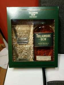 Irish whiskey Tullamore dew 0.7
