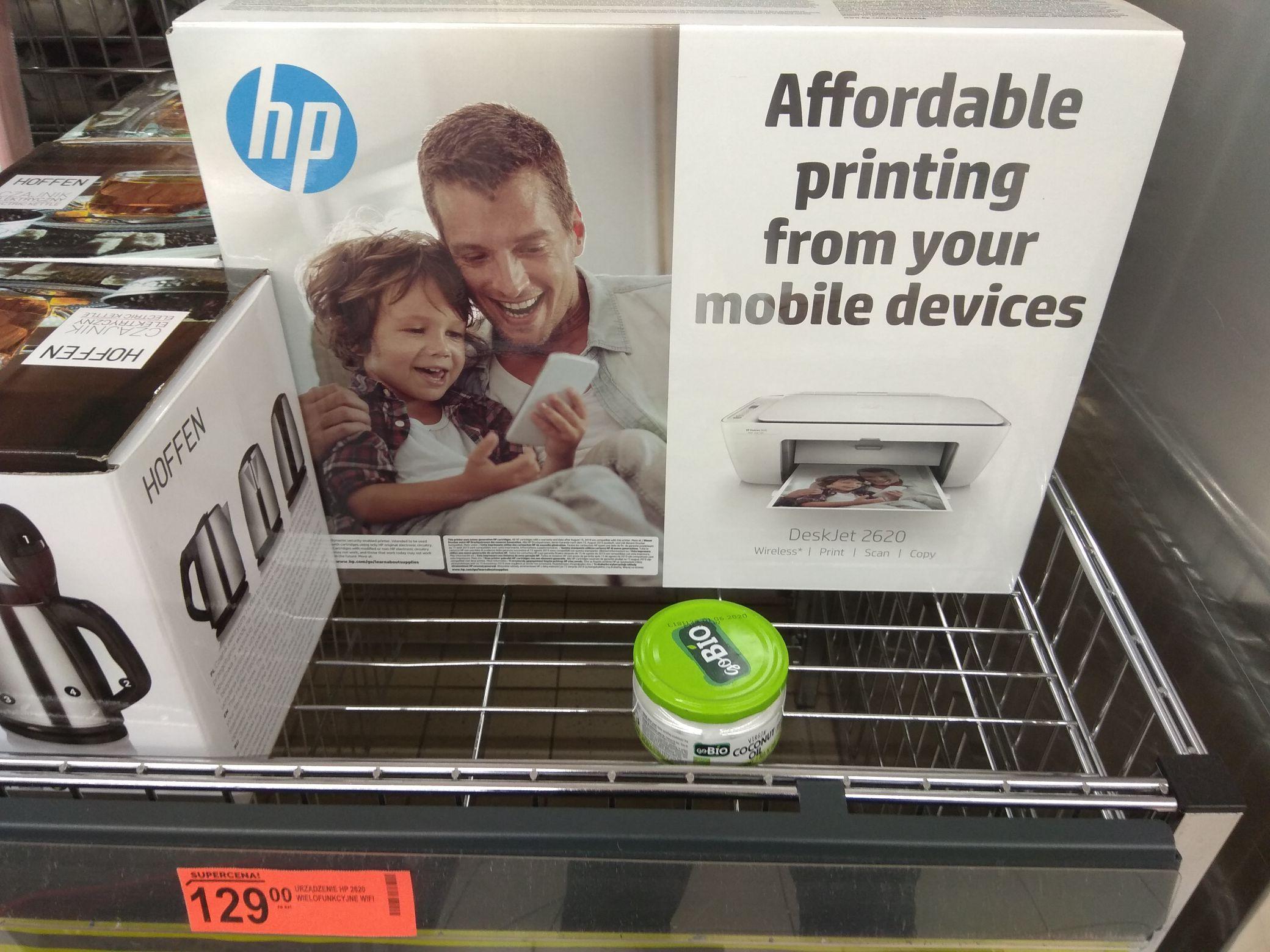 Biedronka. Urządzenie wielofunkcyjne HP deskjet 2620