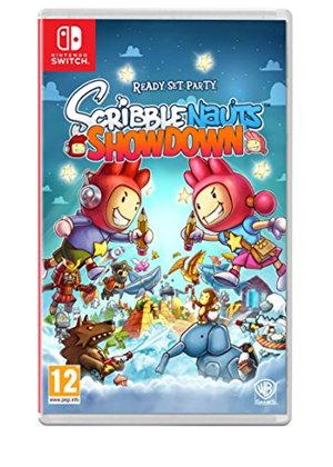 Scribblenauts Showdown [Nintendo Switch] za ~56zł z wysyłką @ Base