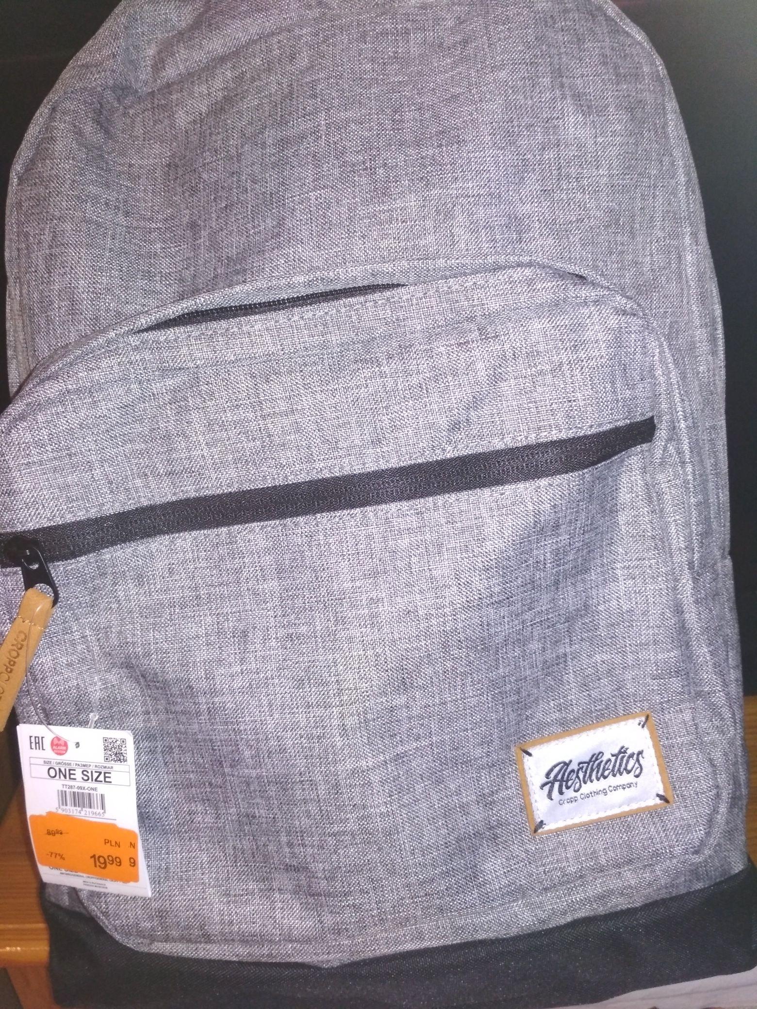 Plecaki na wyprzedazy w Cropp