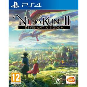 NI NO KUNI II: REVENANT KINGDOM PS4 za ok.64 zł
