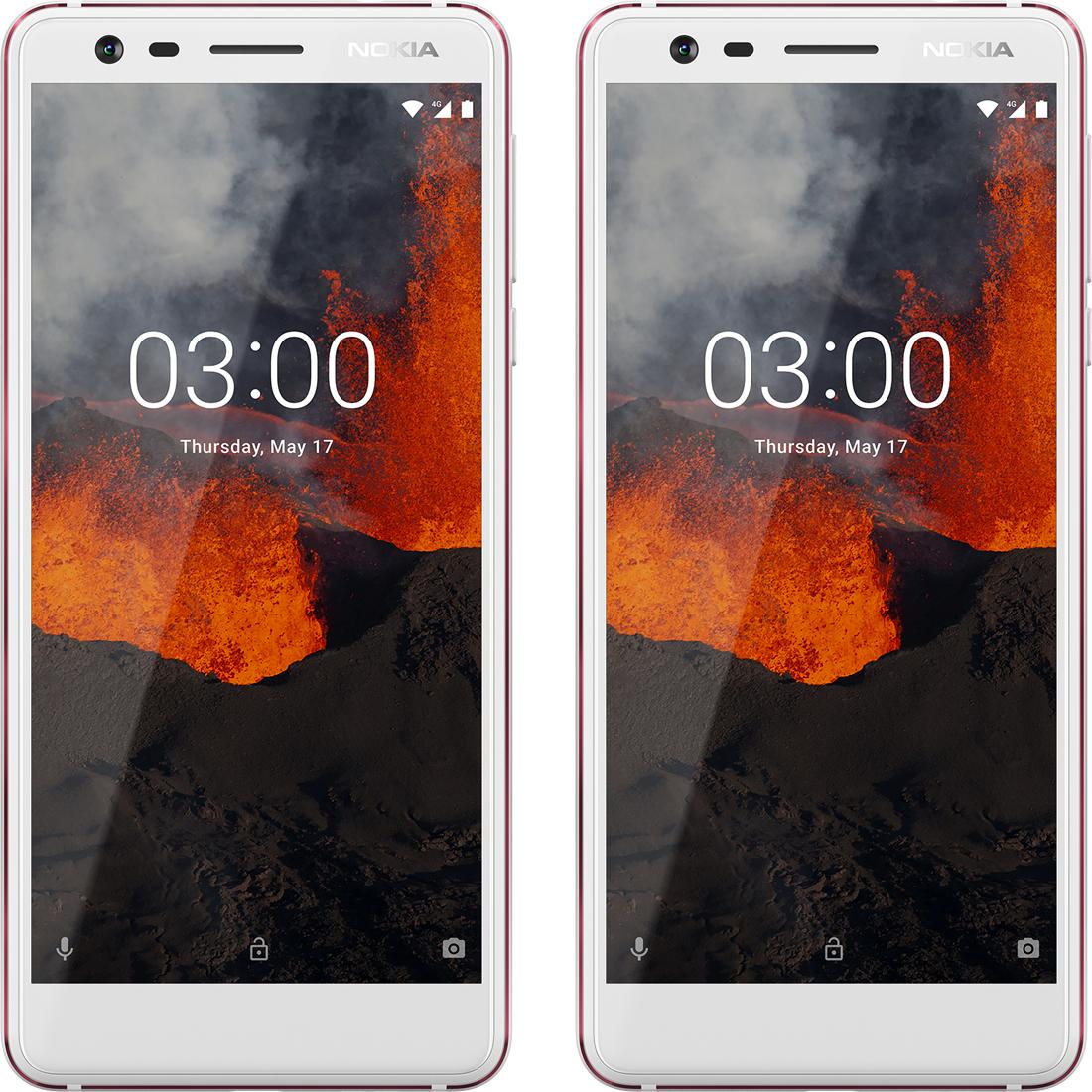 2 x Nokia 3.1 w rewelacyjnej cenie