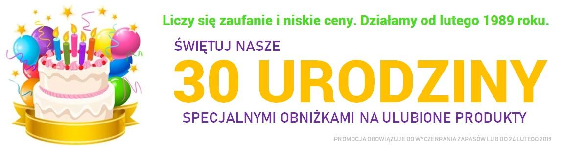 30 urodziny sklepu Balta - przeceny do 1000 zł na sprzęt komputerowy