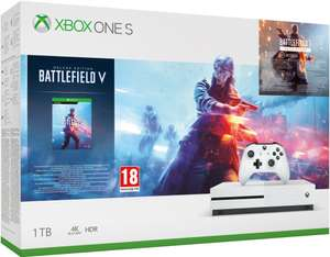 Xbox One S 1TB + Battlefield V Deluxe Edition + Microsoft Gears of War 4  899 zł  Mall