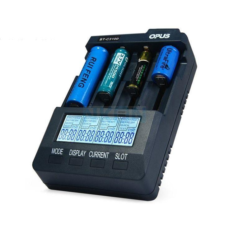 Ładowarka uniwersalna Opus BT-C3100 V2.2