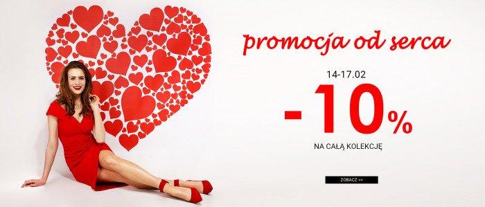 -10% na venezia.pl z okazji Walentynek