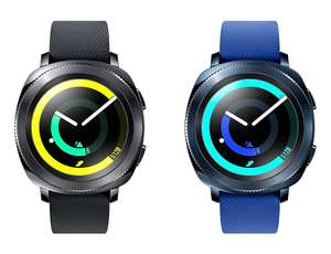 Samsung Gear Sport Black/Blue