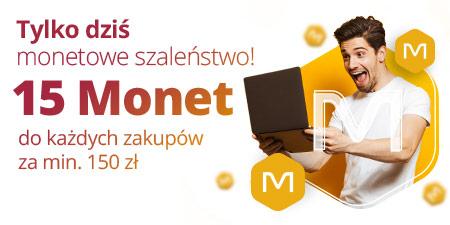 15 Monet Allegro - do zakupu za min. 150 zł