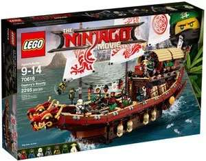 Promocja LEGO na Amazon UK