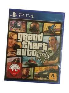 GRAND THEFT AUTO V / GTA 5 (PS4 i XBOX ONE) PL