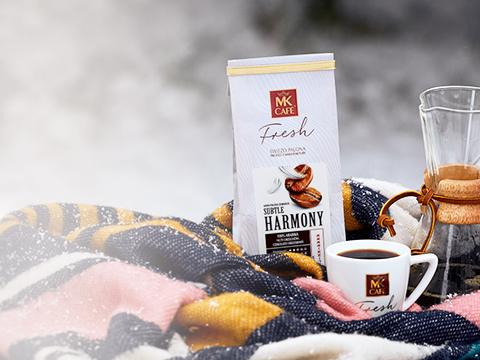 MK Cafe Subtle Harmony za 1gr przy zakupie 3 dowolnych kaw