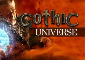 Gothic - Universe Edition Steam ( 3 części)