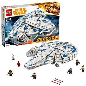 LEGO Star Wars - Sokół Millennium 75212 - Amazon ES