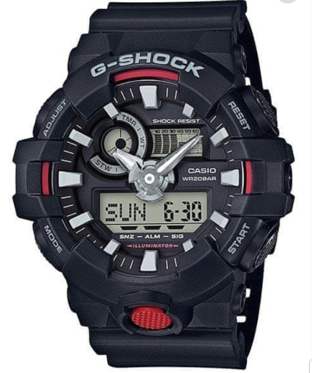 Zegarek CASIO G shock GA-700